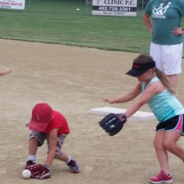Registration Open for Annual Optimist Youth T-Ball Program