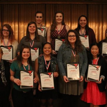 Area Youth Honored During Annual Youth Appreciation Banquet
