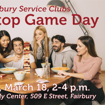 Service Club Game Day