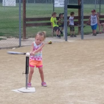 2019 Optimist T-Ball Registration Now Open